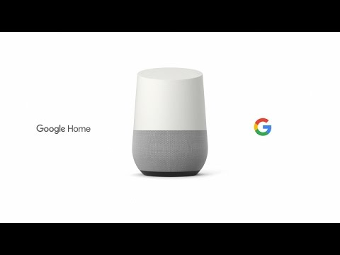 Thumbnail: Introducing Google Home
