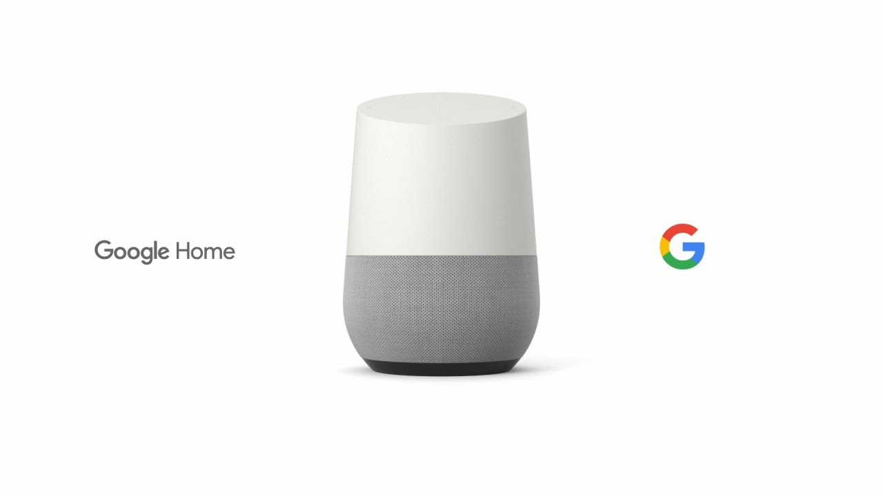 Introducing Google Home Youtube