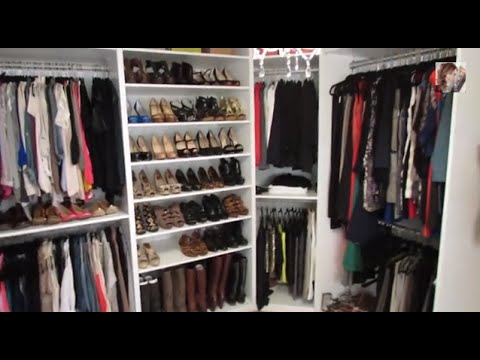 Whatu0027s In Freelee Banana Girls Closet? Wardrobe Tour 2014   YouTube
