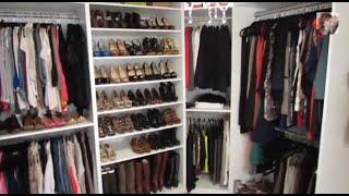 What's In Freelee Banana Girls Closet? Wardrobe Tour 2014