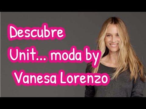 Unit moda by Vanesa Lorenzo para El Corte Inglés e Hipercor - YouTube dbca7c4b71e