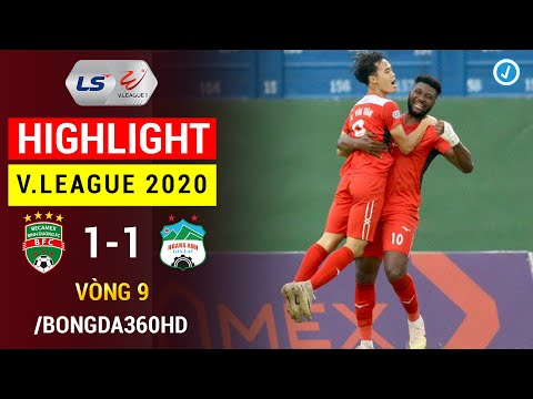 Binh Duong Gia Lai Goals And Highlights
