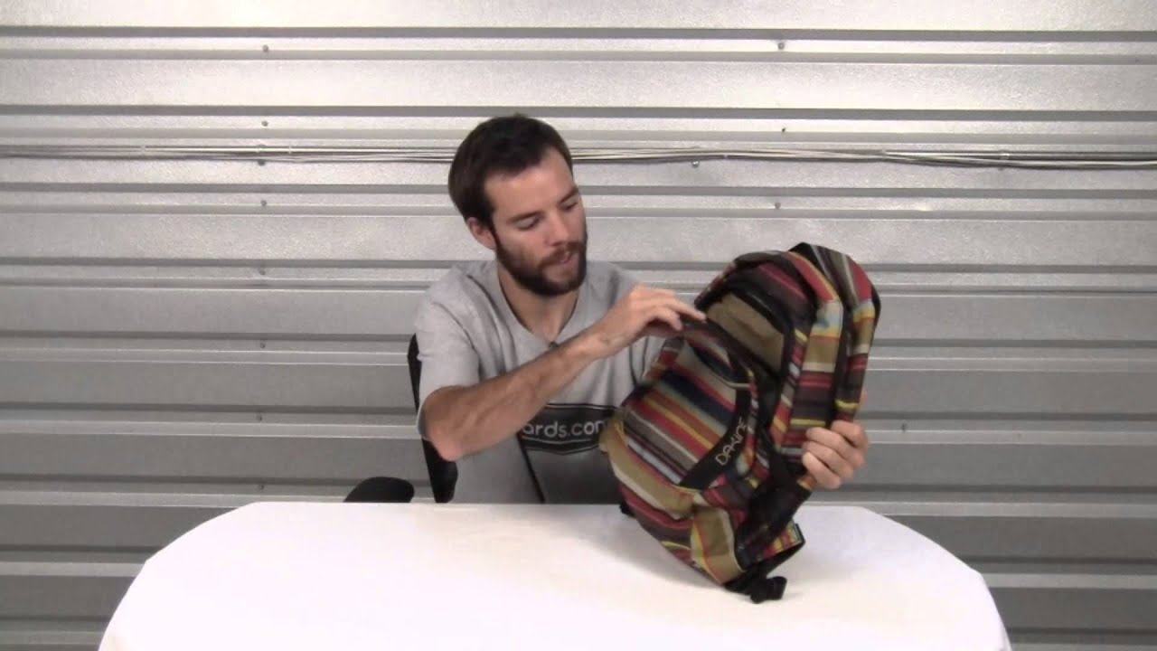 Dakine Garden Backpack Review at Surfboardscom YouTube