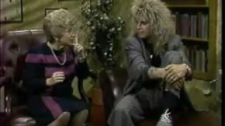 Ozzy Osbourne & Dr. Ruth Westheimer! Part 1 (1986)