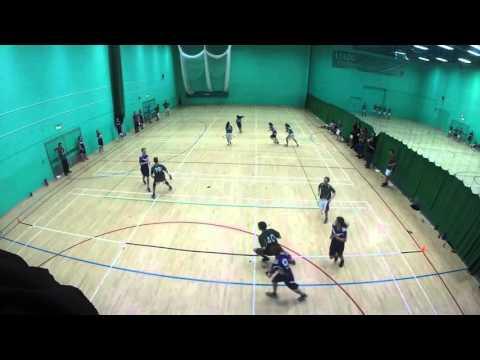 University of Leeds Vs Loughborough University - Mixed Regionals 2015 Final - Ultimate Frisbee