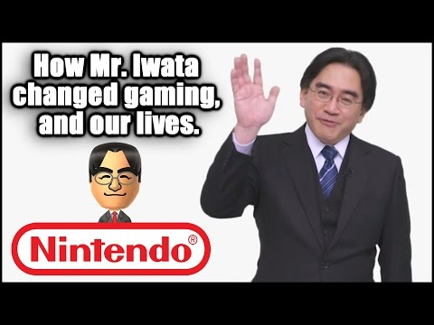 A Discussion About Mr. Satoru Iwata - How He Changed Gaming, and Our Lives.