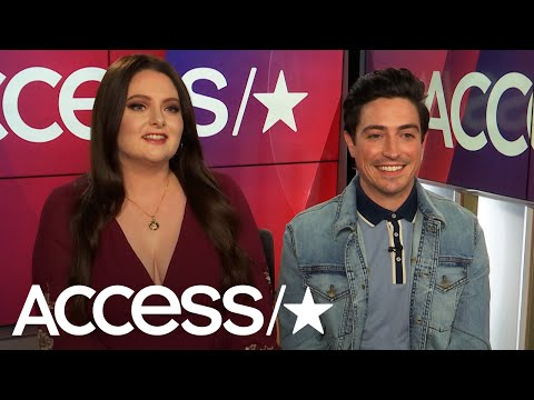 'Superstore's' Lauren Ash & Ben Feldman Talk 'Roseanne' Audience Overlap  Access