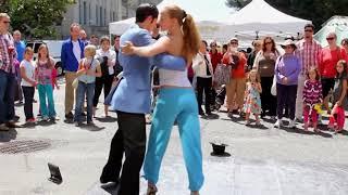 Аргентинская Танго - Николас Тапиа и Мираба Деранья.
