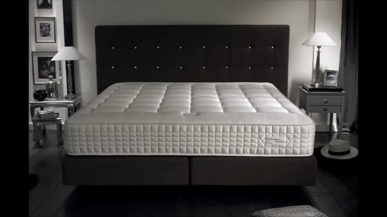 simons le bien tre haute d finition matelas et literie haut de gamme youtube. Black Bedroom Furniture Sets. Home Design Ideas