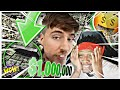 Gambar cover 1 MILLION IN ONE MINUTE! I Gave People $1,000,000 But ONLY 1 Minute To Spend It! MRBEAST REACTION