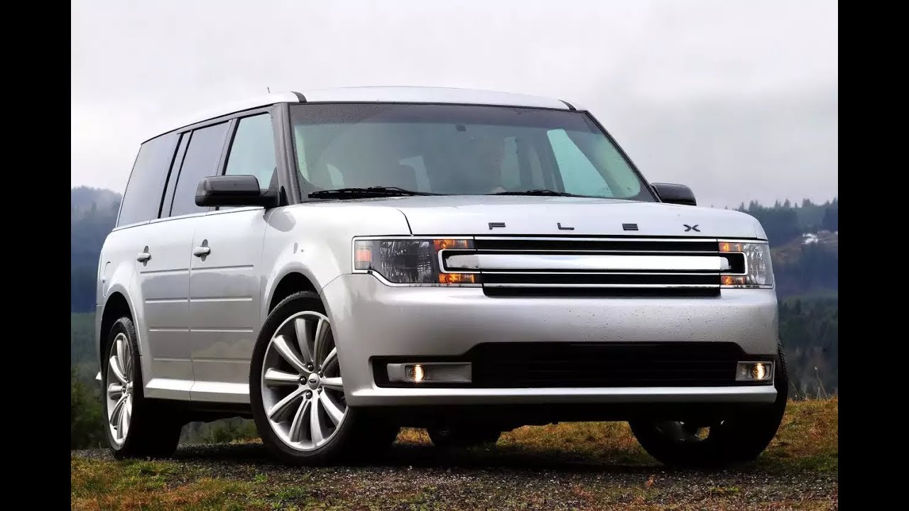 Ford flex 2017 car review