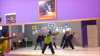 Cooldown- You girl - Shaggy & Neyo - choreograpghy by Kelly Roberts
