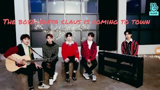 THE BOYZ (더보이즈) VOCAL LINE - SANTA CLAUS IS COMING TO TOWN [COVER]