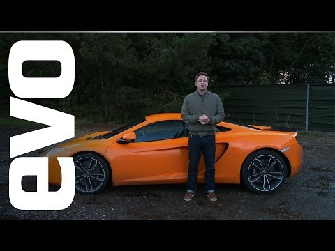 McLaren 12C long term test: Part 7 | evo DIARIES