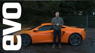 McLaren 12C long term test: Part 7 | evo DIARIES