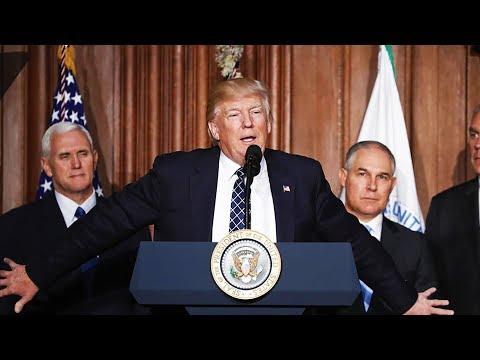 Why John Kelly Wants Trump To Fire Scott Pruitt