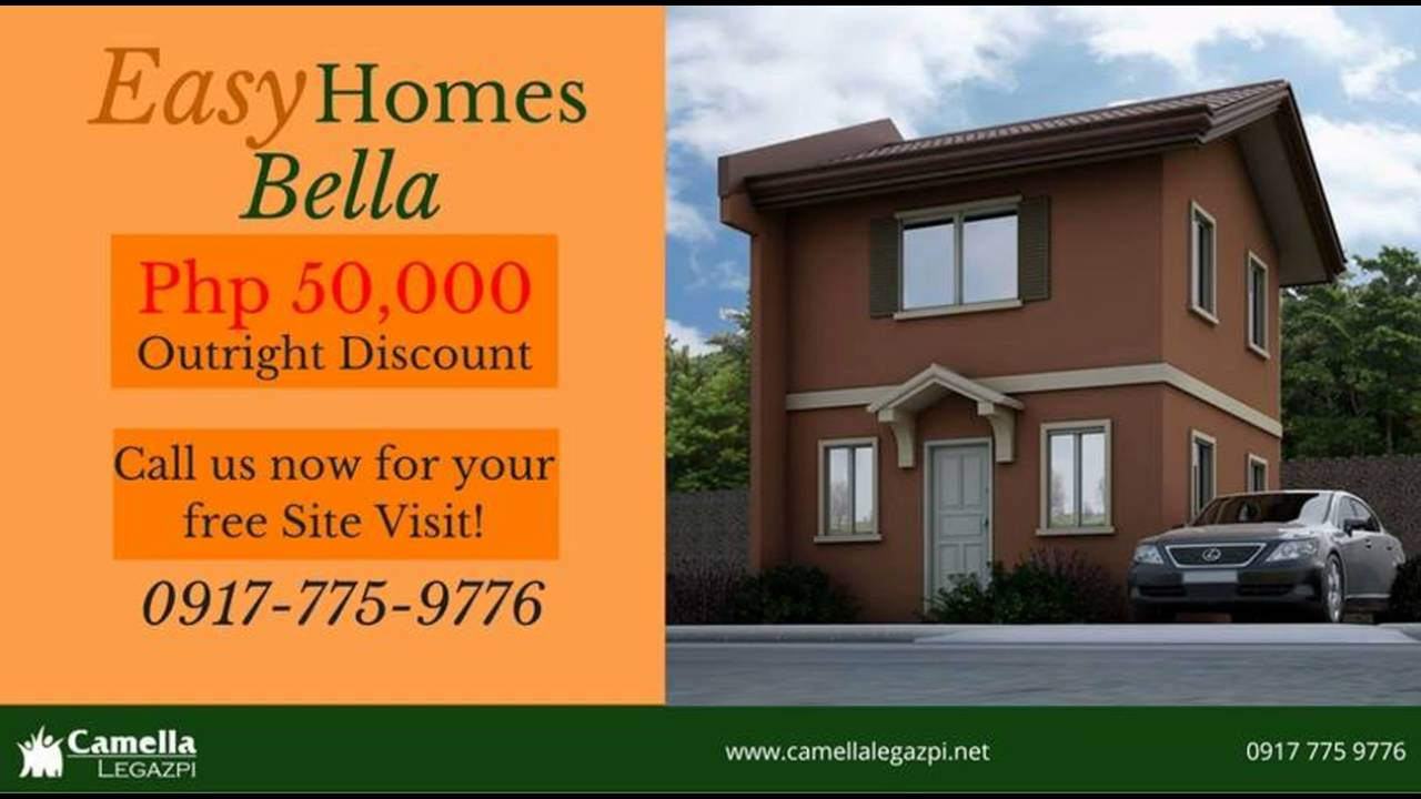 Bella Camella House Model Easy Homes Series Promo Youtube