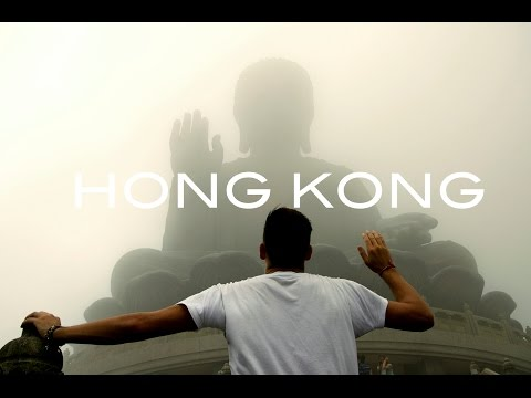 HONG KONG & MACAU GoPro HD - The Urban Jungles