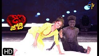 Shasank and Rani  Performance | Dhee Jodi | 23rd January 2019     | ETV Telugu