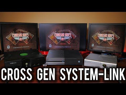 Three Generations Of Xbox System-Link | MVG