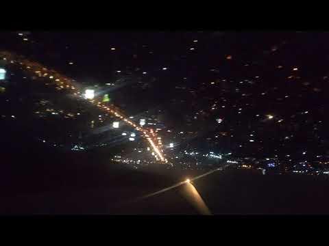 Jet Airways being Muscat from Mumbai
