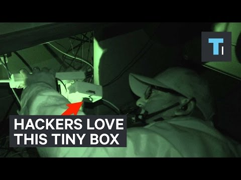 Hackers love this tiny box