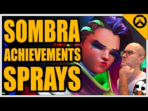 SOMBRA - UNLOCKING ACHIEVEMENTS! Hack the Planet & Power Outage