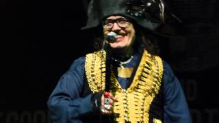 Adam Ant - Beat My Guest (live at the Lighthouse Poole 28.04.2013) HD