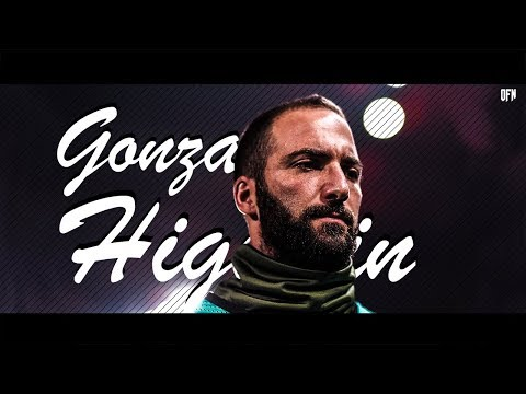 Gonzalo Higuain 2017/18 - MVP of The Year