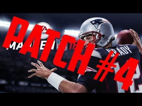 MADDEN 18 PATCH #4 - THE THING THEY DIDN'T MENTION AND WHAT IT MEANS