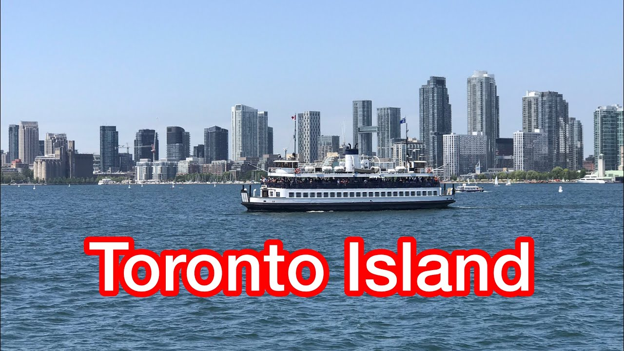 One of the Top things to Do in Toronto:  Ferry Ride to the Centre Islands and Explore the Island
