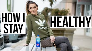 HOW I STAY HEALTHY | My Diet & Top 5 Supplements | Shea Whitney