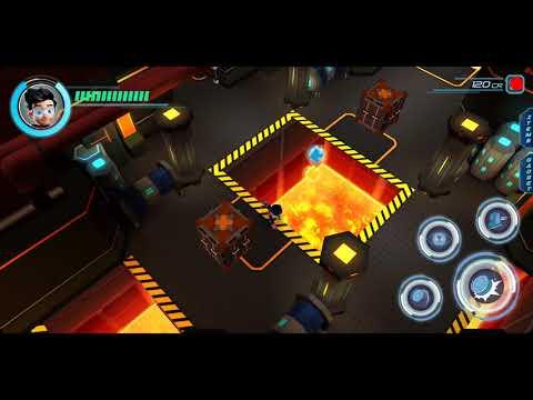 Ejen Ali Emergency: Mission Inferno - Episode 5