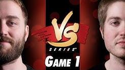 Versus Series: Game 1 - Ross Merriam (Abzan Company) vs Michael Majors (Mardu) [Modern]
