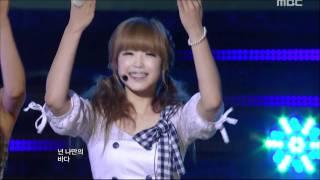 SECRET - Starlight Moonlight, 시크릿 - 별빛 달빛, Music Core 20110730 thumbnail