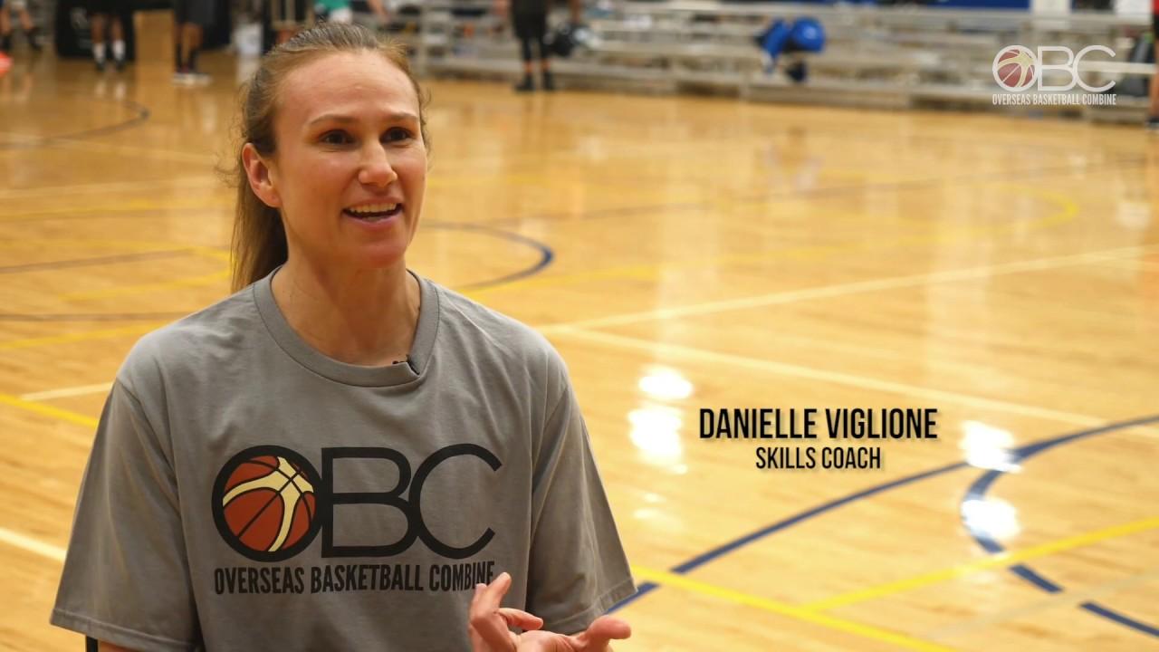 International Women's Combine - Overseas Basketball Scouting