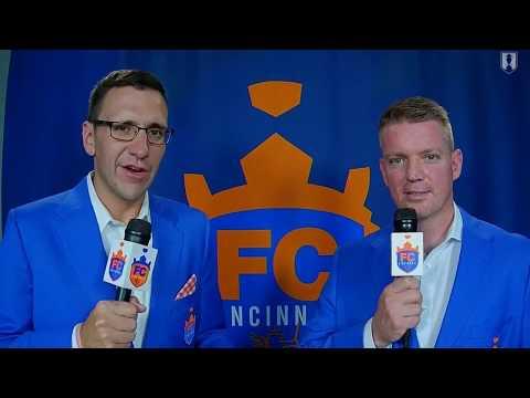 FC Cincinnati 2-3 New York Red Bulls FULL COVERAGE