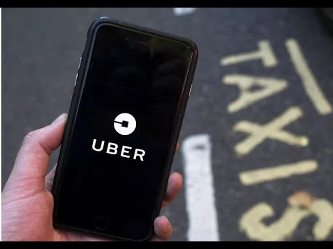 Uber told potential investor SoftBank about big breach before public and riders
