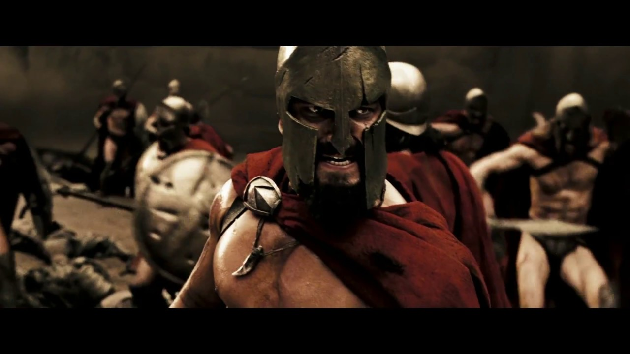 Download 300 (2006) - Numbers Count for Nothing   Movieclips