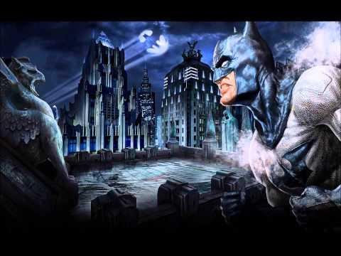 Batman Gotham City - Instrumental Hip Hop Rap Beat (Cashflow Productionz)