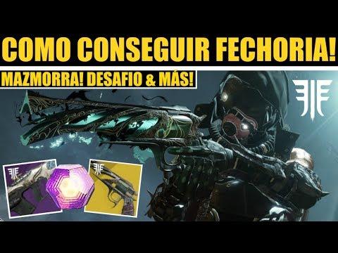 Destiny 2 - Cómo Conseguir Fechoría! Mazmorra! Desafio Ascendente! Misión Oculta! Loot Exclusivo! thumbnail