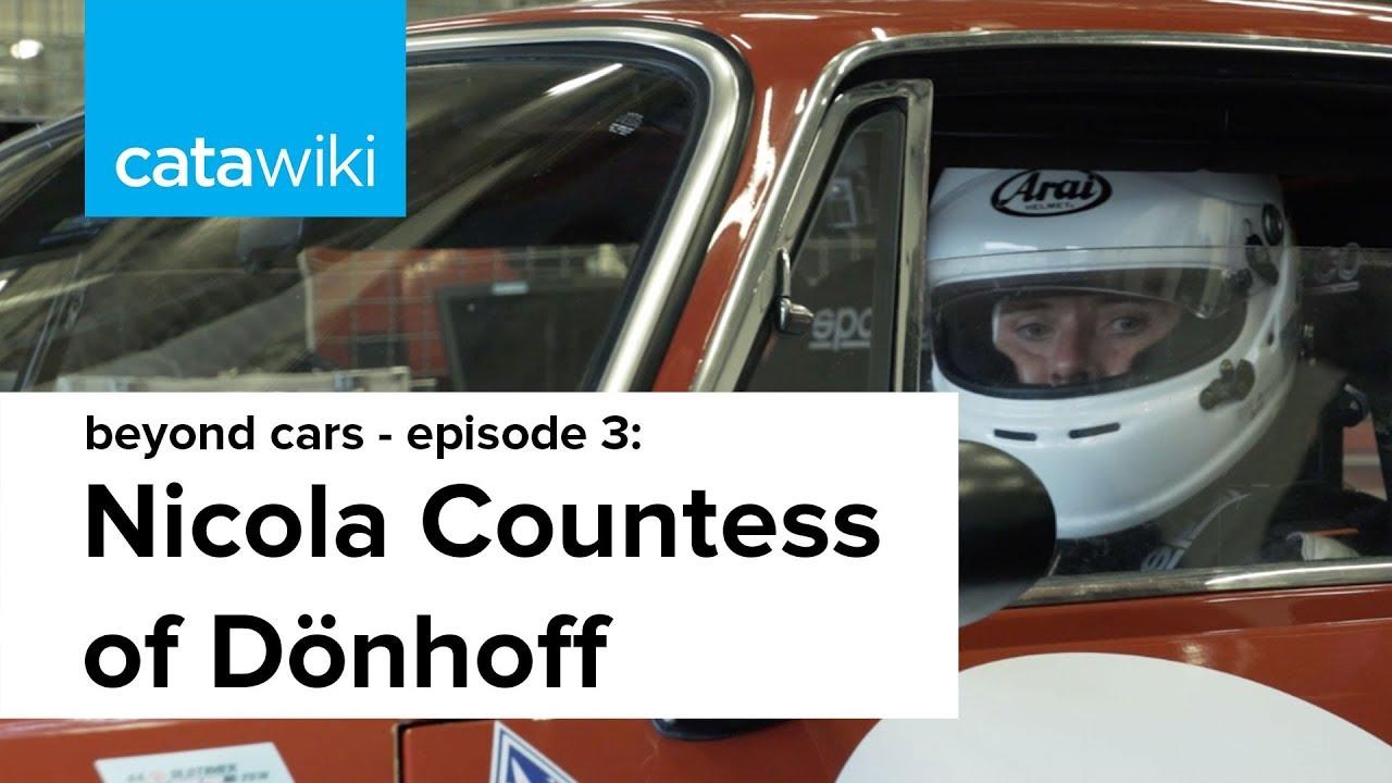 Beyond Cars Nicola Countess Of Donhoff Alfa Romeo Gta Youtube