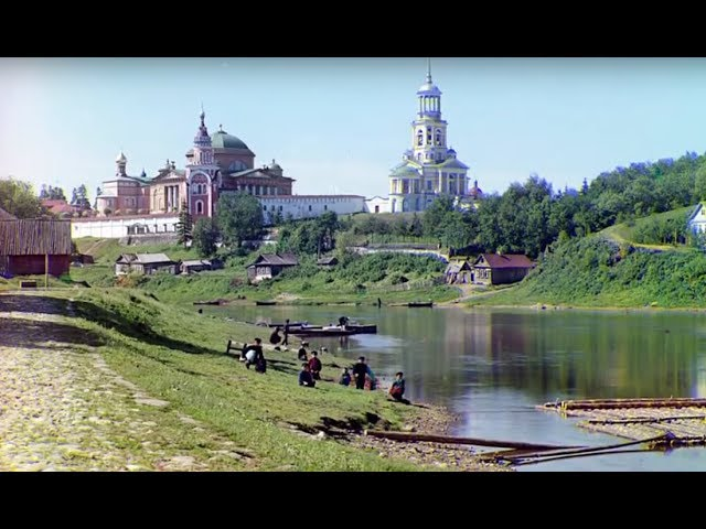 #1917LIVE: Amazing color photos of Russian Empire's final years