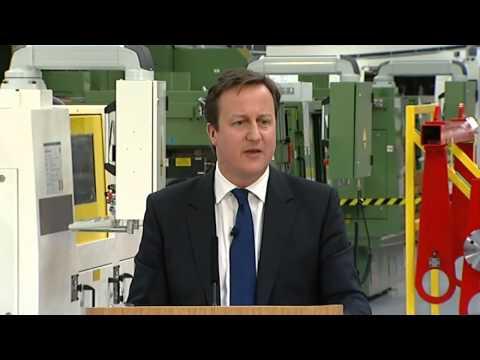 'Tina ' revisited by David Cameron