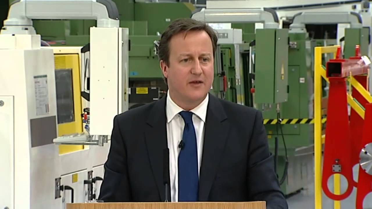 Tina Revisited By David Cameron Youtube