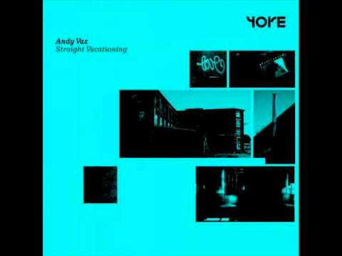 Andy Vaz - Detroit In Me