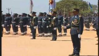 Sri Lanka Air Force - Presentation of Presidental Colours
