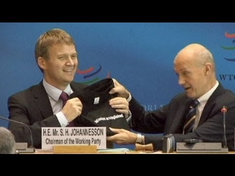 Russia: WTO mission accomplished
