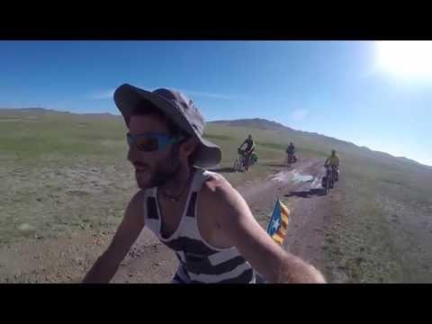 Mongolia Bike Trip '16