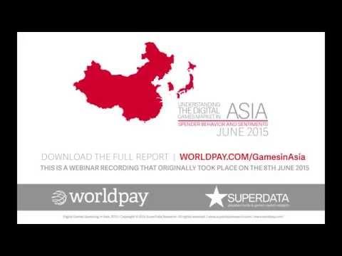 Webinar - Understanding digital games in asia